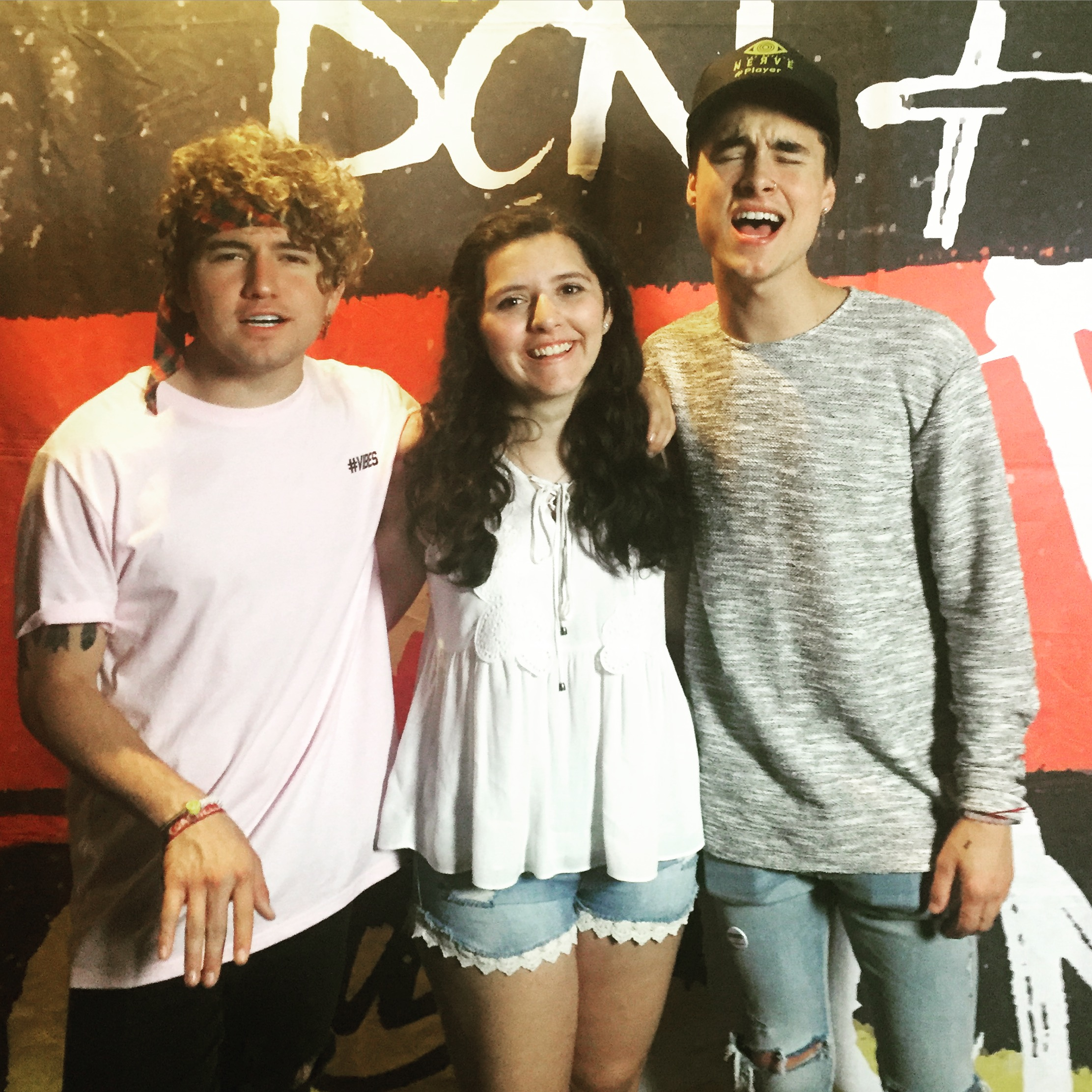 Kian And Jc Dont Try This At Home Tour Absolutely Ariana